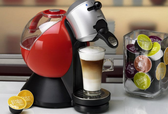 Capsule coffee Machine - Капсульные кофемашины- легко и красиво!