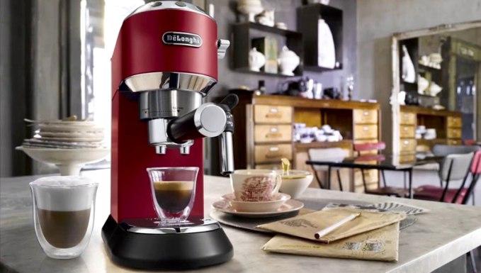 кофеварка - Рожковые кофемашины