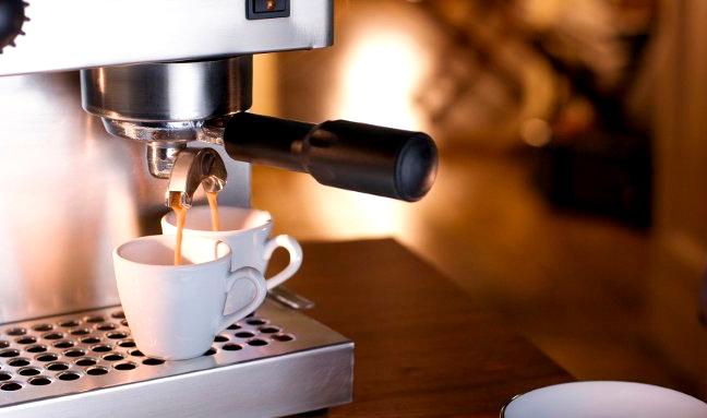 кофемашина - Рожковые кофемашины