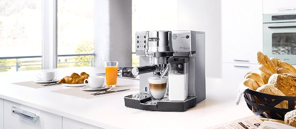 рожковая кофеварка - Рожковые кофемашины