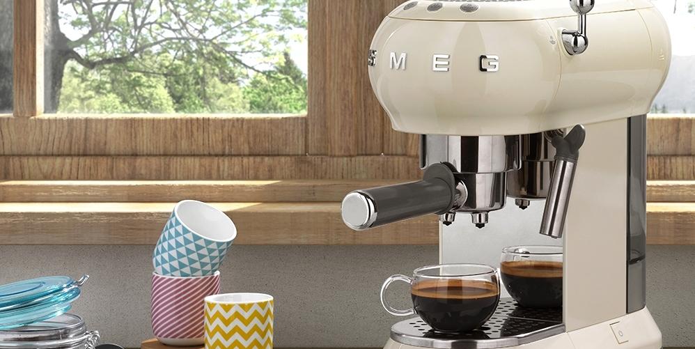 кофемашина 1 - Рожковые кофемашины