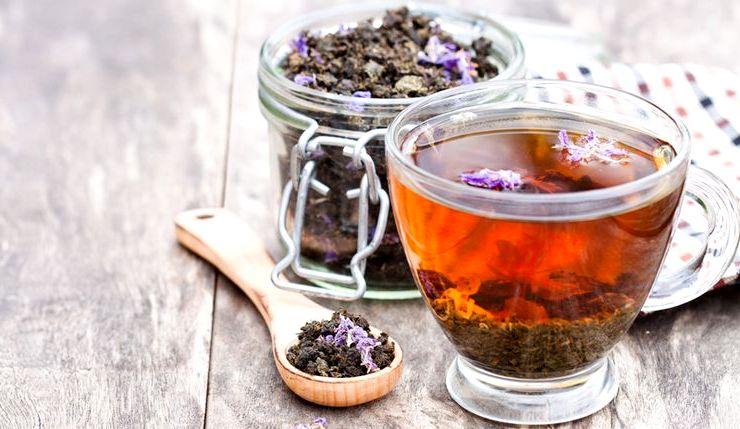 чай приготовление - Иван чай