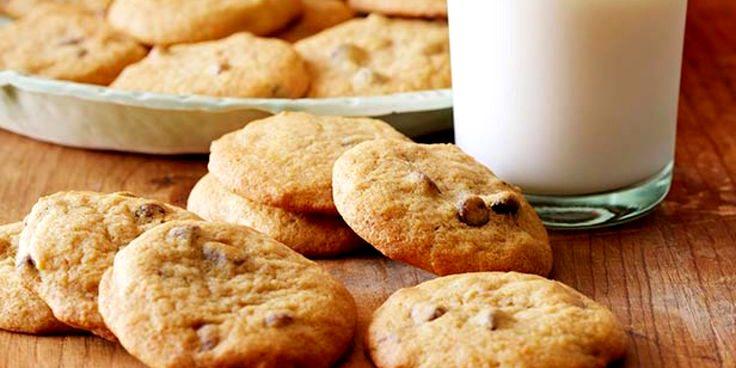 тыквенное печенье с шоколадом - Тыквенное печенье с шоколадной крошкой - веганский рецепт!