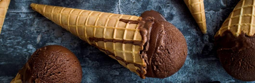 Шоколадный кокосовый сорбет - Шоколадно - кокосовый сорбет