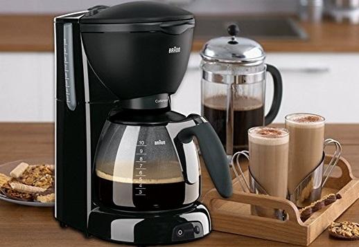 кофеварки1 - Капельные кофеварки (фильтрационные) американо