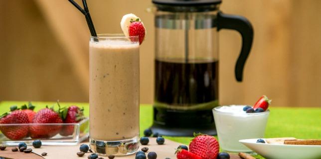 смузи рецепт - Кофейный смузи