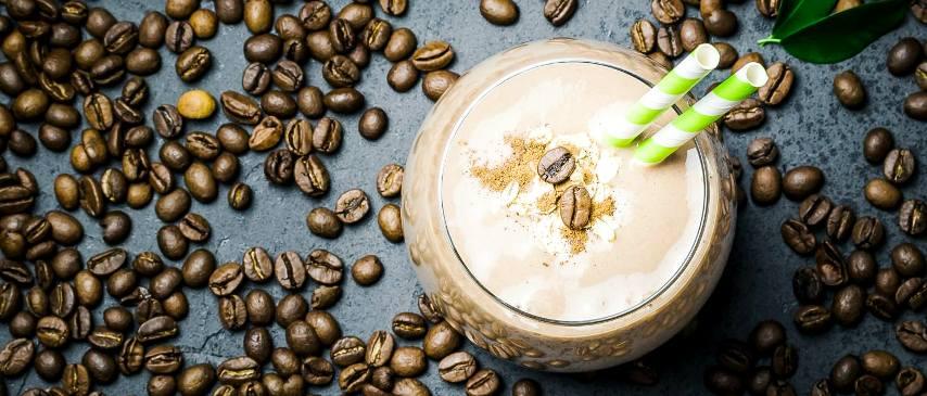 кофе смузи - Кофейный смузи