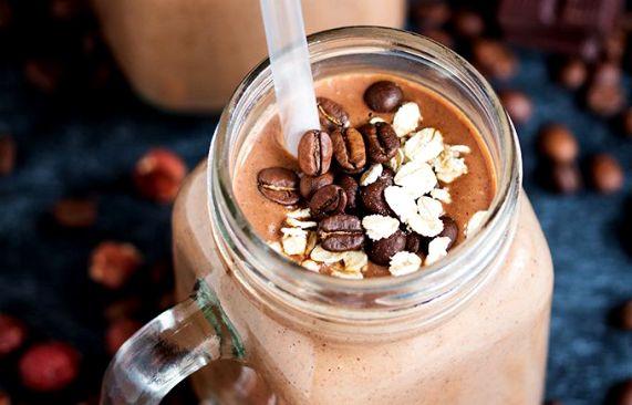 из кофе рецепт - Кофейный смузи