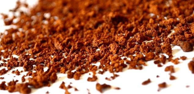 гранулированный растворимый кофе - Растворимый кофе