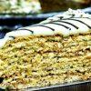 Торт Эстерхази–классический рецепт приготовления!